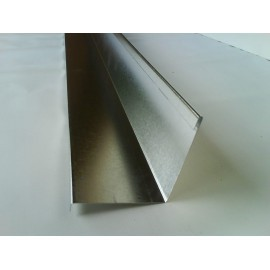 Orom-falszegély alumínium 2 fm