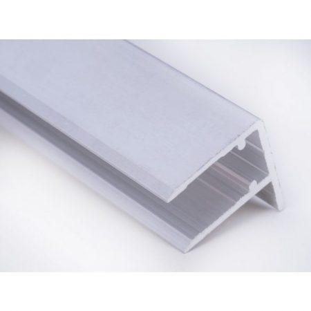 Alu vízorrros profil 10 mm 4260x 10