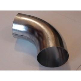 Alsó kifolyó aluminium normál méret 1m