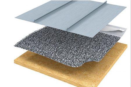 Struktúrált szigetelő COROTOP METAL a tetőpanel alá ( 25 fm/ 37,5 m2 - tekercs)