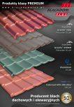 Aluminium cserepes-lemezek 0,6mm vastagság